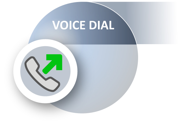 ACHAT Voice Dial