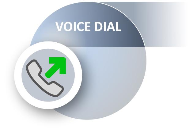 ACHAT Voice Dial